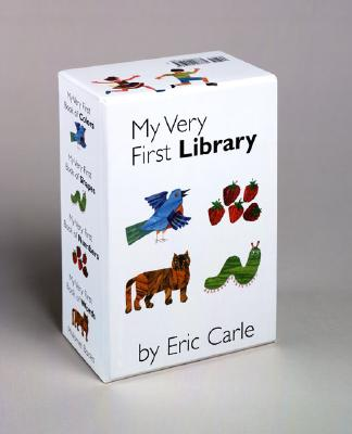 My Very First Library By Carle, Eric (ILT)